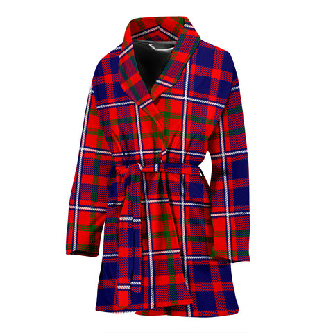 Cameron Of Lochiel Modern Tartan Women's Bath Robe