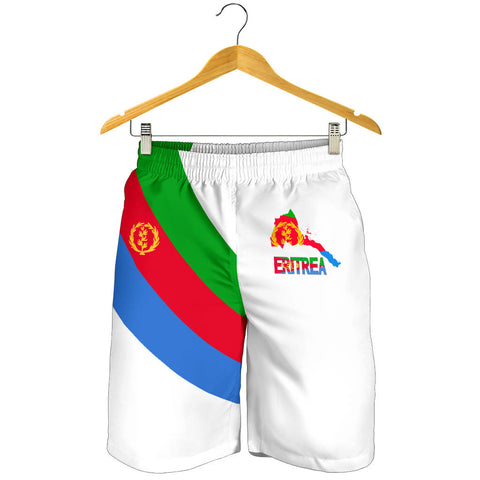 Image of Eritrea Special Flag Shorts A7