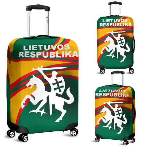 Lithuania Luggage Covers N Flag A15