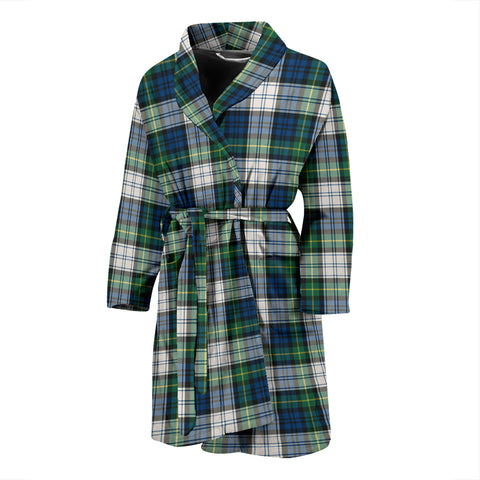 Gordon Dress Ancient Tartan Men's Bath Robe