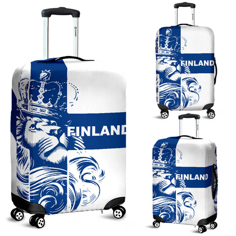 Finland Lion Luggage Covers Bn10