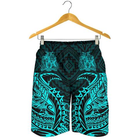 Image of Barbados 1 Premium Short - Bleu Clair A7