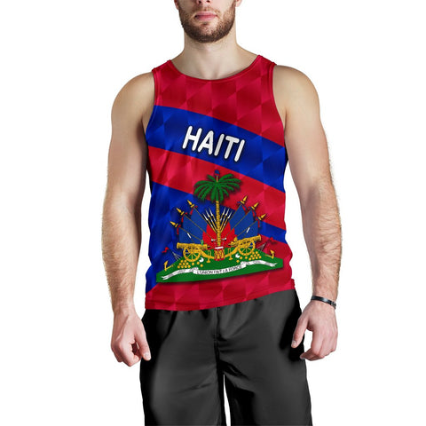Haiti Men Tank Top Sporty Style | 1sttheworld