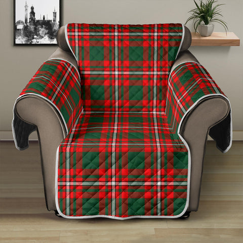 Princess Margaret Tartan Recliner Sofa Protector | Tartan Home Set
