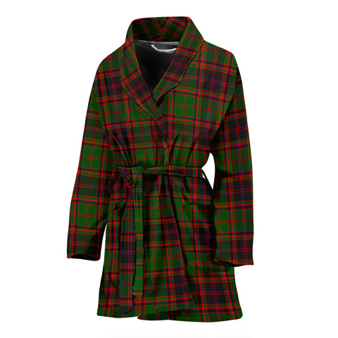 Image of Buchan Modern Tartan Women's Bath Robe