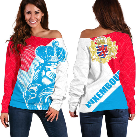 Lion Luxembourg Shoulder Sweater Bn10