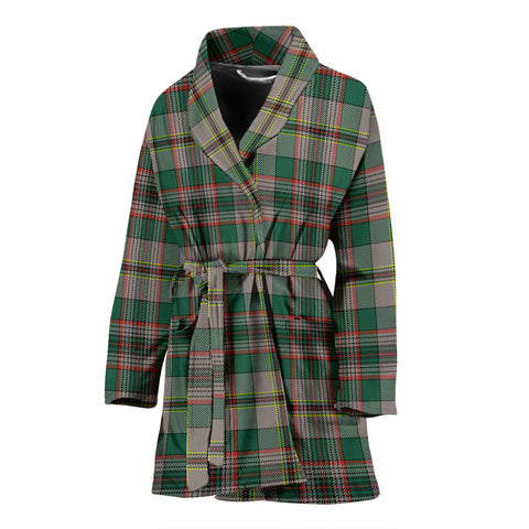 Craig Ancient Tartan Women's Bath Robe