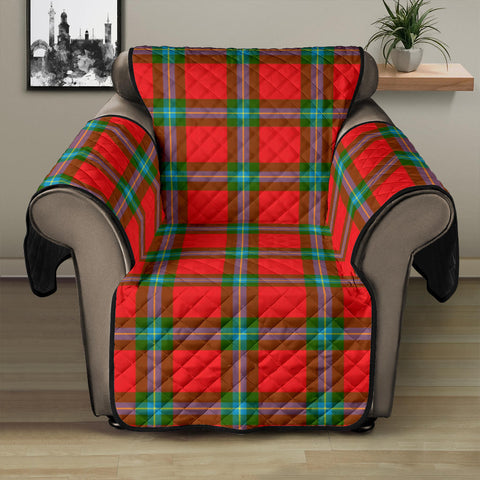 Image of MacLaine of Loch Buie Tartan Recliner Sofa Protector | Tartan Home Set