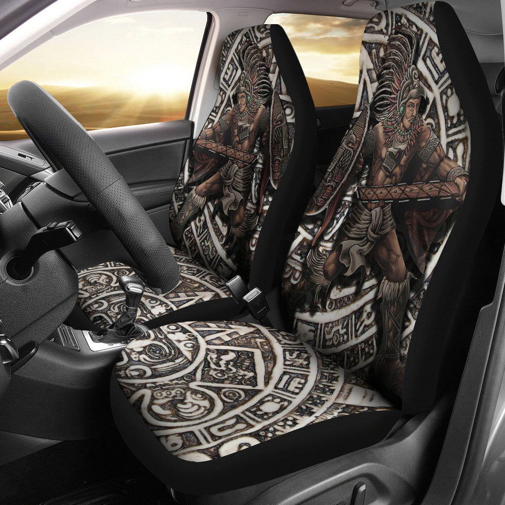 Mexico Car Seat Cover Aztec Tap To Expand