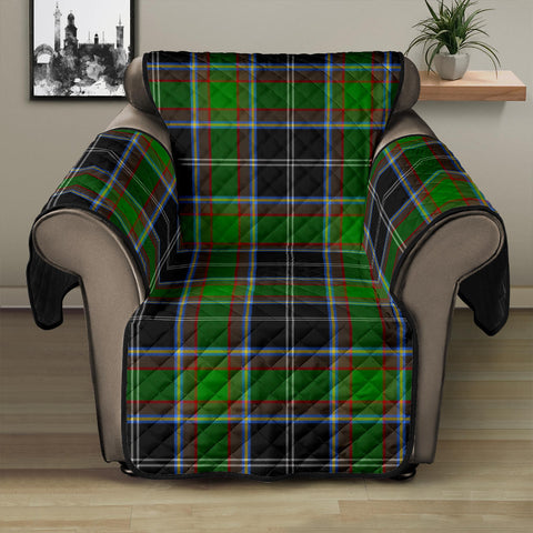 Webster Tartan Recliner Sofa Protector A9 copy