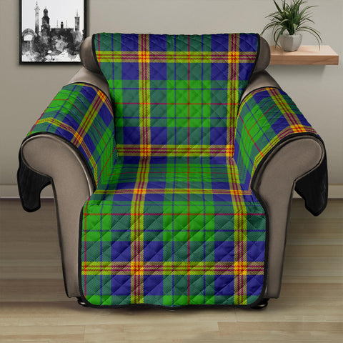 Image of New Mexico Tartan Recliner Sofa Protector | Tartan Home Set