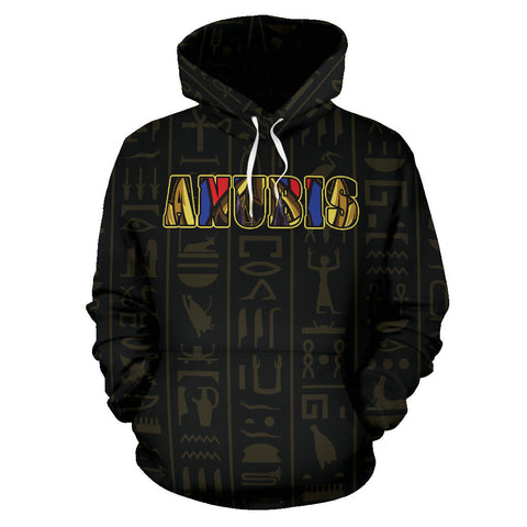 Image of Egypt Hoodie - God Anubis - Bn39