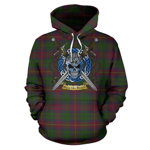 Cairns Tartan Hoodie Celtic Scottish Warrior A79 | Over 500 Tartans | Clothing | Apaprel