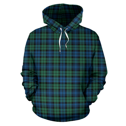 Campbell Ancient 02 Tartan Hoodie HJ4