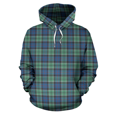 Image of Leslie Hunting Ancient Tartan Hoodie HJ4