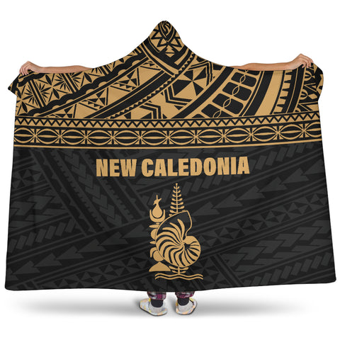 new caledonia, new caledonia hooded blanket, hooded blaket, polynesian