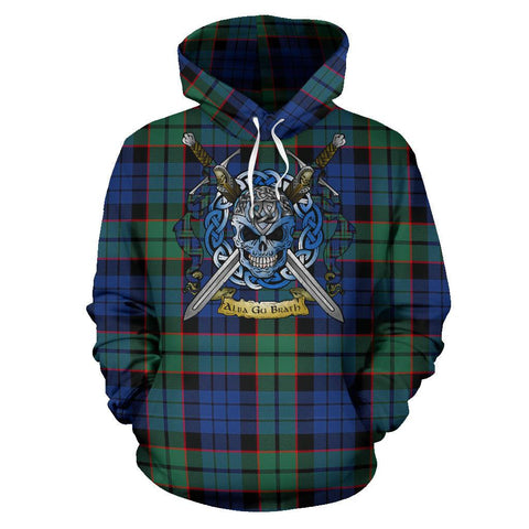 Fletcher Ancient Tartan Hoodie Celtic Scottish Warrior A79 | Over 500 Tartans | Clothing | Apaprel