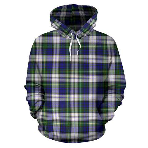 Gordon Dress Modern Tartan Hoodie HJ4