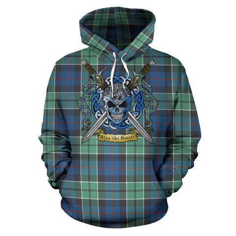 Leslie Hunting Ancient Tartan Hoodie Celtic Scottish Warrior A79 | Over 500 Tartans | Clothing | Apaprel