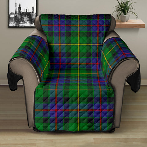 Image of Tait Modern Tartan Recliner Sofa Protector A9 copy