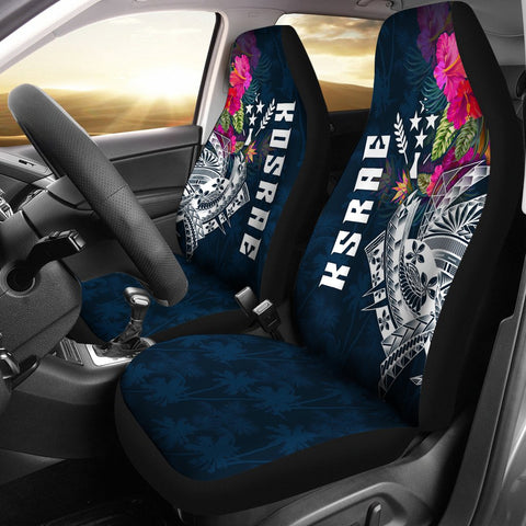 Image of Kosrae Car Seat covers - Kosrae Summer Vibes