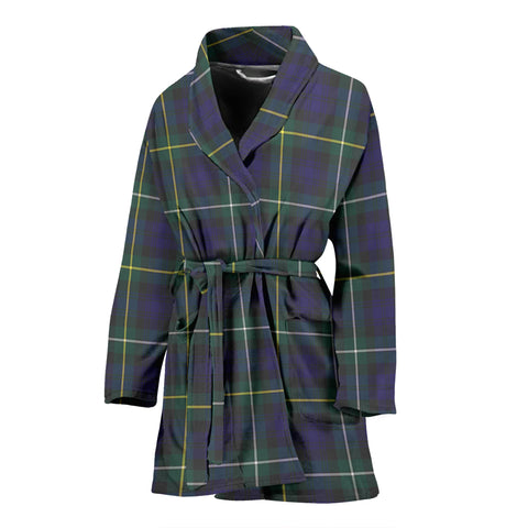 Image of Campbell Argyll Modern Tartan Women's Bath Robe