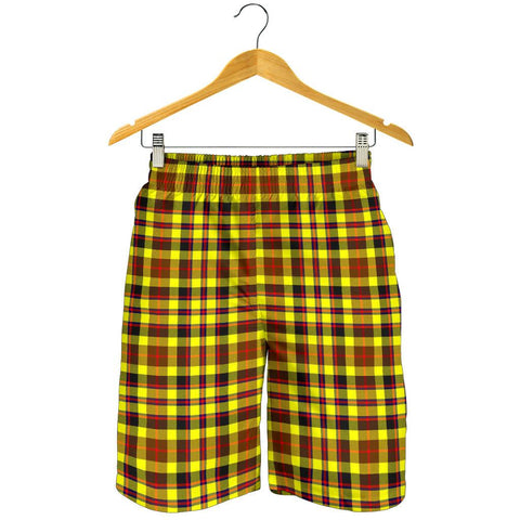 Image of Jardine Tartan Shorts For Men