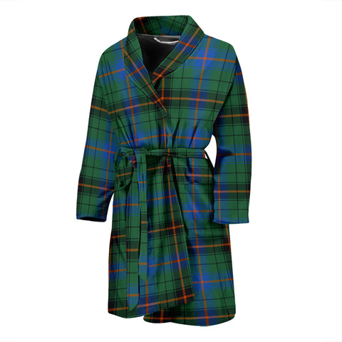 Image of Davidson Ancient Tartan Men's Bath Robe