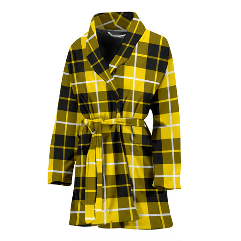 Barclay Dress Modern Tartan Women's Bath Robe