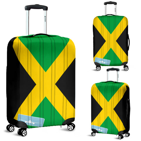 Jamaica Flag Luggage Covers H4 | Love The World
