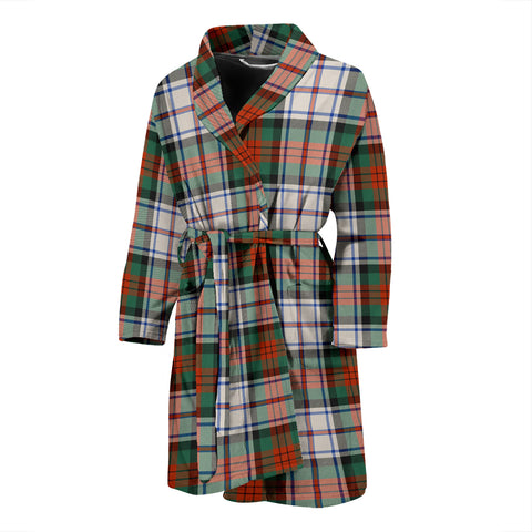 MacDuff Dress Ancient Tartan Men's Bath Robe