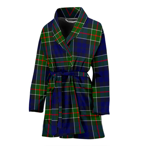 Image of Colquhoun Modern Tartan Women's Bath Robe