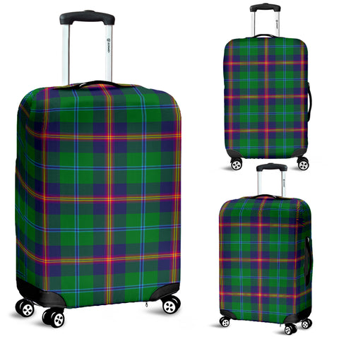 Young Modern Tartan Luggage Cover Hj4 | Love The World