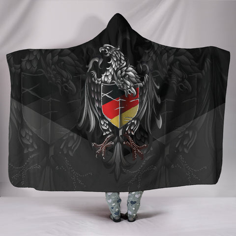Germany Special Hooded Blanket A7