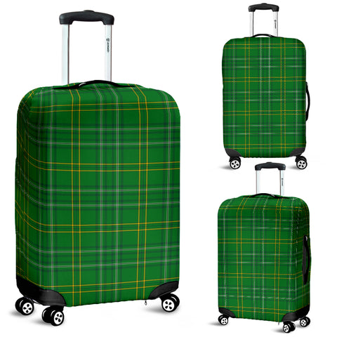 Wexford County Tartan Luggage Cover Hj4 | Love The World