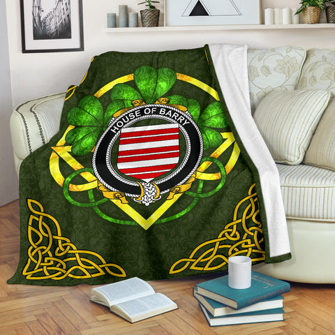 Barry Ireland Premium Blanket | Home Set | Special Custom Design