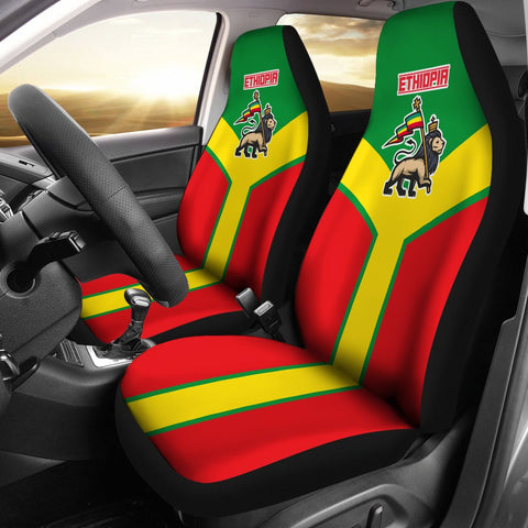 Ethiopia Car Seat Covers Rising A10