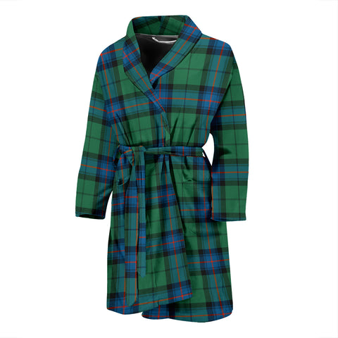 Image of Armstrong Ancient Tartan Men's Bath Robe