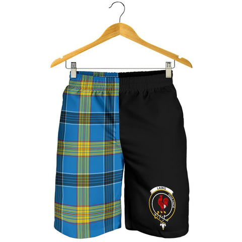 Laing Tartan Men's Shorts | 1sttheworld.com