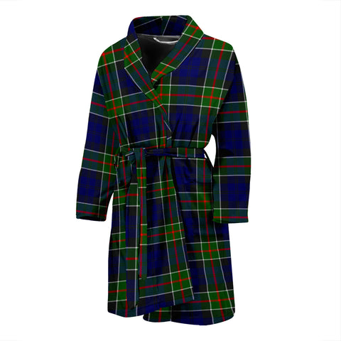 Image of Colquhoun Modern Tartan Men's Bath Robe
