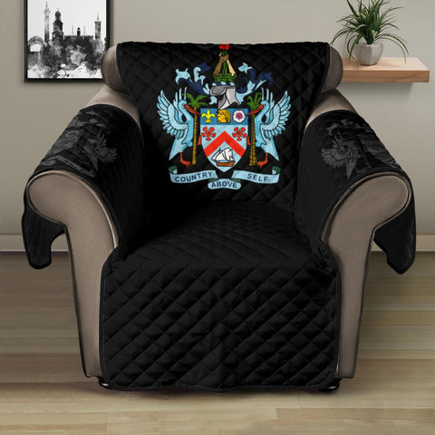 Saint Kitts and Nevis Recliner Sofa Protector 28"