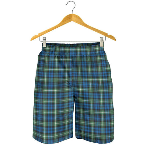Lamont Ancient Tartan Shorts For Men