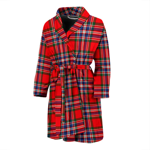 Image of MacFarlane Modern Tartan Men's Bath Robe