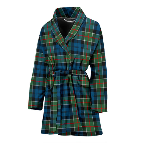 Colquhoun Ancient Tartan Women's Bath Robe