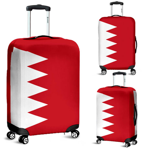 Bahrain Luggage Covers Original Flag A7