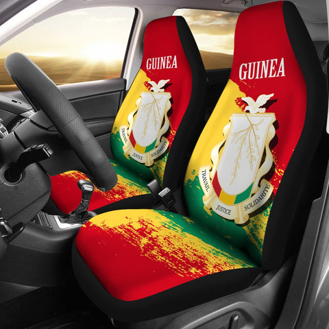 Guinea Special Car Seat Covers A7