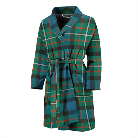Ferguson Ancient Tartan Men's Bathrobe - BN04