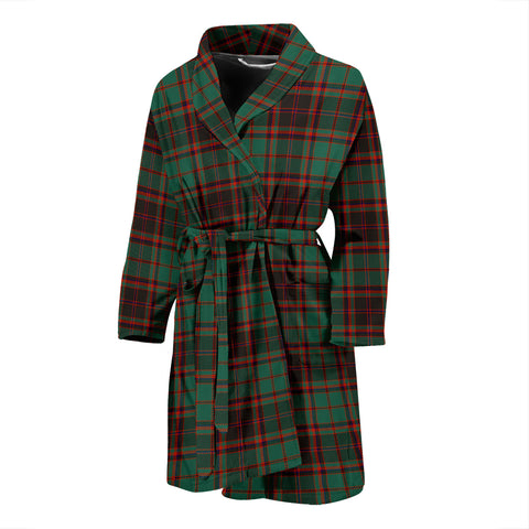 Buchan Ancient Tartan Men's Bath Robe