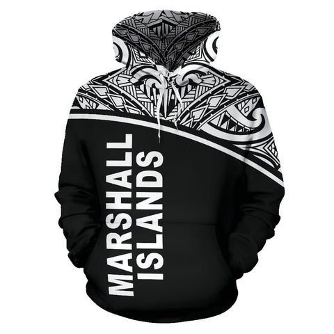 Image of Marshall Islands Polynesian Hoodie, Marshall Islands clothing, Polynesian Hoodie