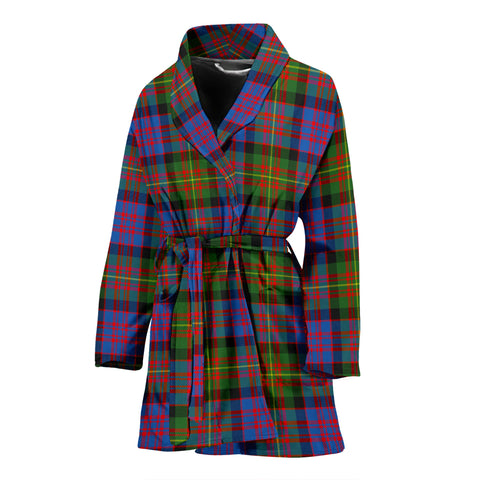 Image of Carnegie Ancient Tartan Women's Bath Robe